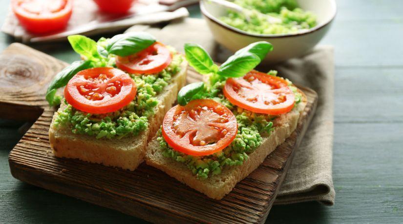 avokado tostu