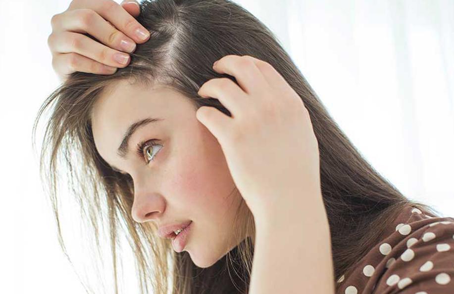 saç dökülmesi sebepleri