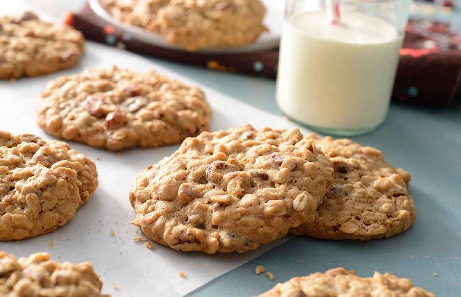 yulaf ezmesi kurabiye