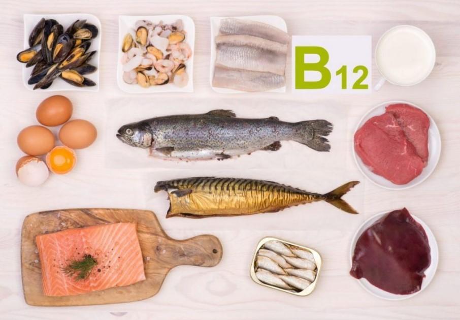 b12 nelerde bulunur