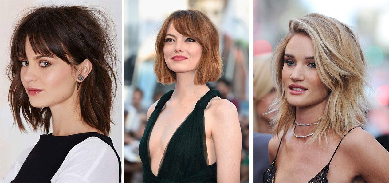 kadın saç kesim