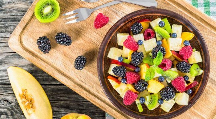 meyve tabağı hazırlama