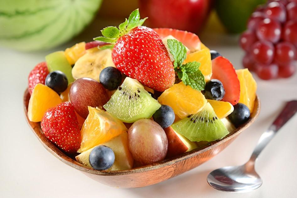 meyve tabağı süsleme