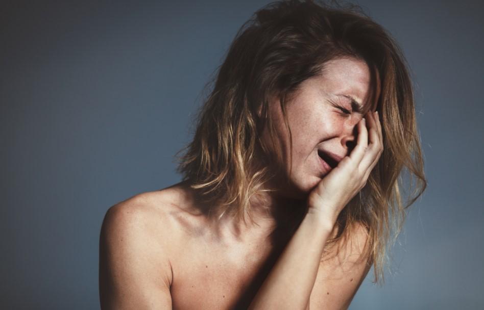 rüyada ağlayarak uyanmak