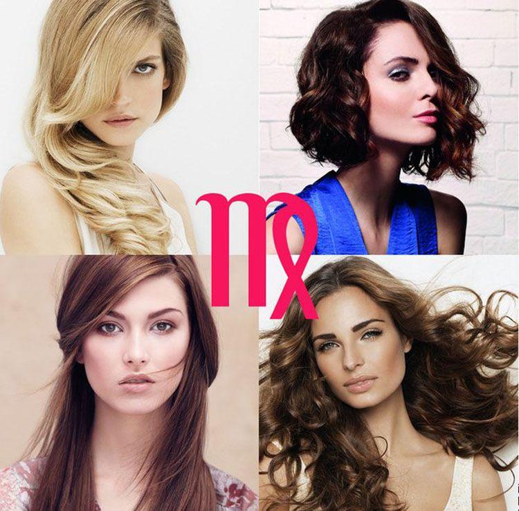 başak burcu saç modelleri