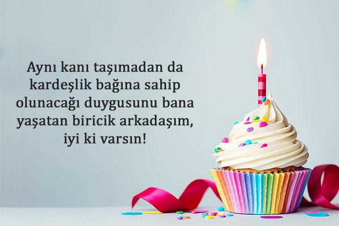 doğum günü pasta üzeri yazı