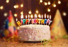 doğum günü pasta yazıları