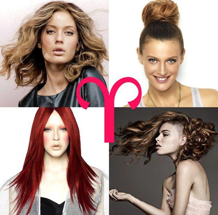 koç burcu saç modelleri