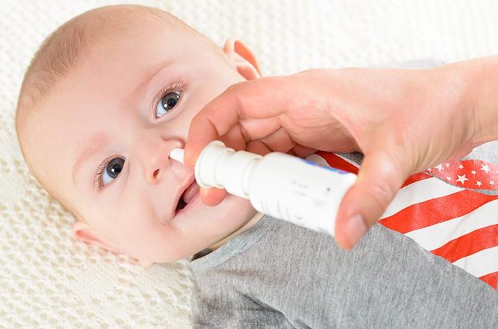 bebeklerde burun tıkanıklığına çözüm