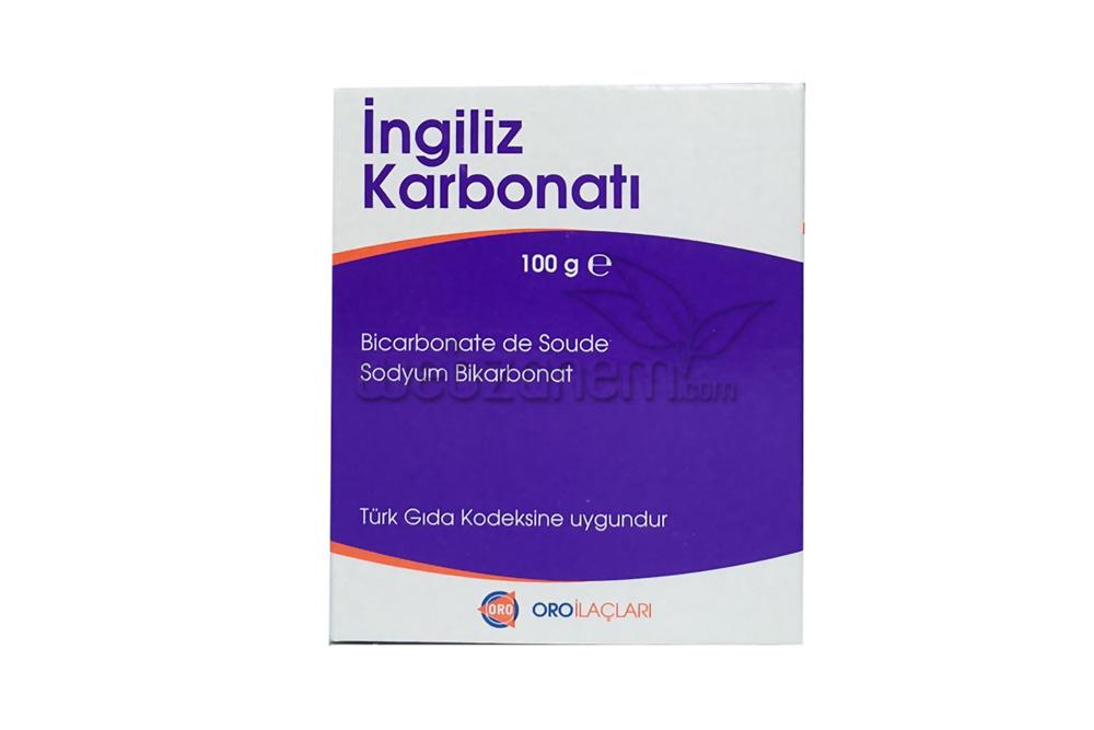 ingiliz karbonatı