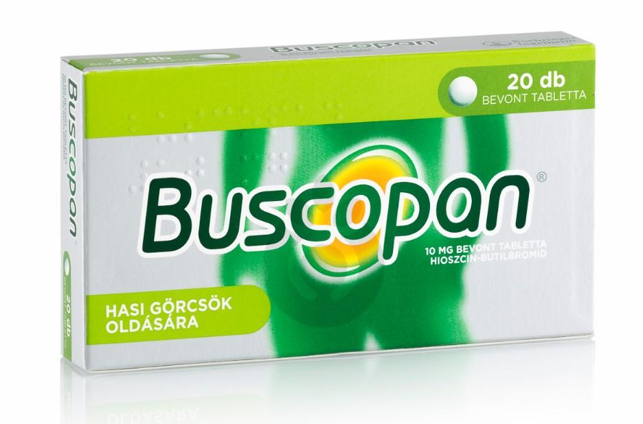 buscopan ne ilacı