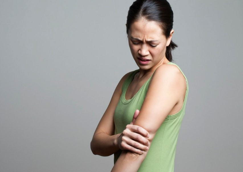 sol kol ağrısı nedenleri