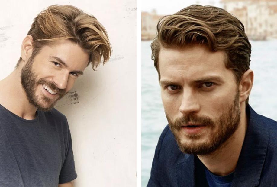 erkek saç modelleri uzun
