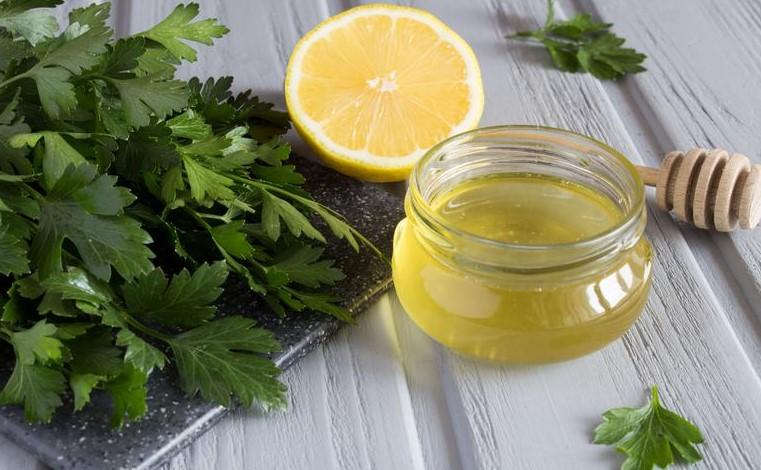 maydanoz limon kürü kullananlar