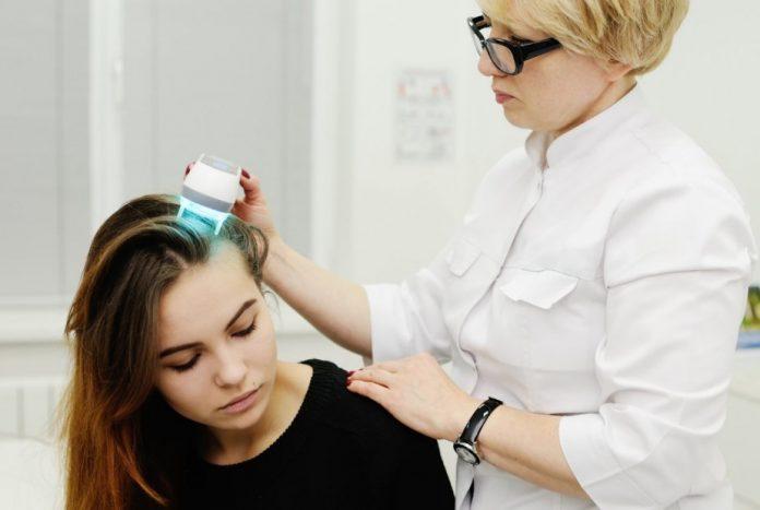 saç egzaması tedavisi