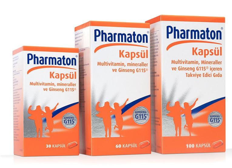 pharmaton nedir